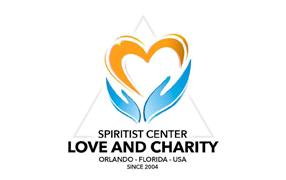 Logo Amor e Caridade Spiritist Center