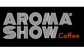 Logo Aroma Show Coffe
