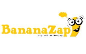 Logo Banana Zap