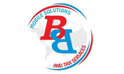 Logo B&B MOBILE SOLUTIONS AND TAX SERVICES