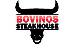 Logo Bovinos Brazilian Steakhouse