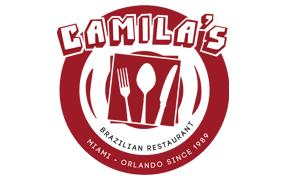 Logo Camila's Restaurant