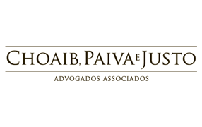Logo Choaib, Paiva e Justo Advogados