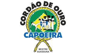 Logo Cordão de Ouro Capoeira