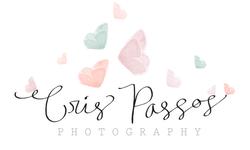 Logo Cris Passos Fotografia