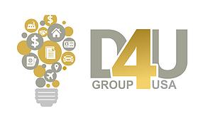 Logo D4U Usa Group