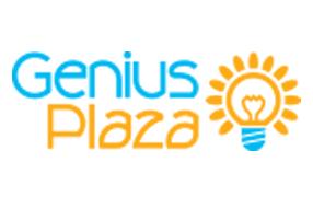 Logo Genius Plaza