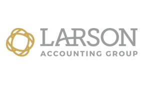 Logo Larson Accounting Group
