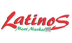 Logo Latinos Meat Market