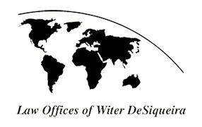 Logo LAW OFFICE OF WITER DESIQUEIRA