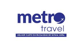 Logo Metro Travel Usa