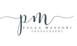 Logo Paula Massoni Fotografia