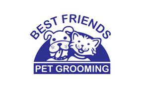 Logo Bestfriends Pet Grooming