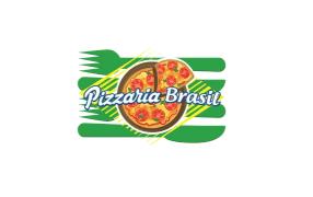 Logo Pizzaria Brasil