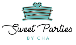 Logo Sweet Parties by Cha