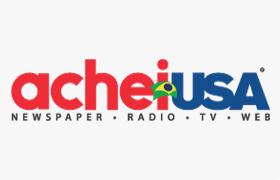 Logo Rádio Achei Usa