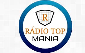 Logo Rádio Top Mania