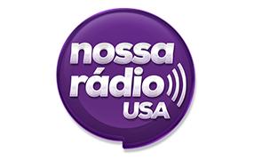 Logo Nossa Rádio Usa