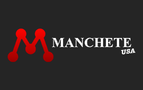 Logo Manchete Usa