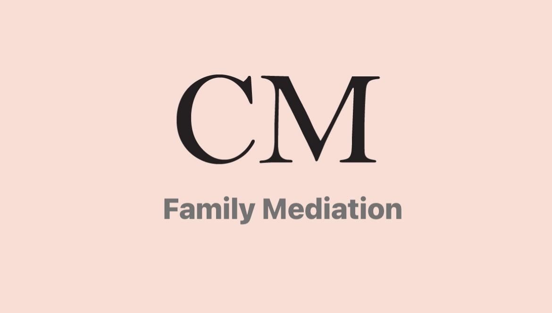 Logo CM Family Mediation