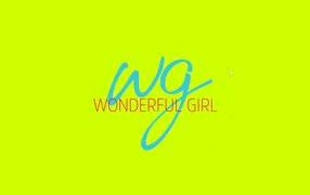 Logo Wonderful Girl Brazilian Beach