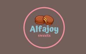 Logo Alfajoy Sweets